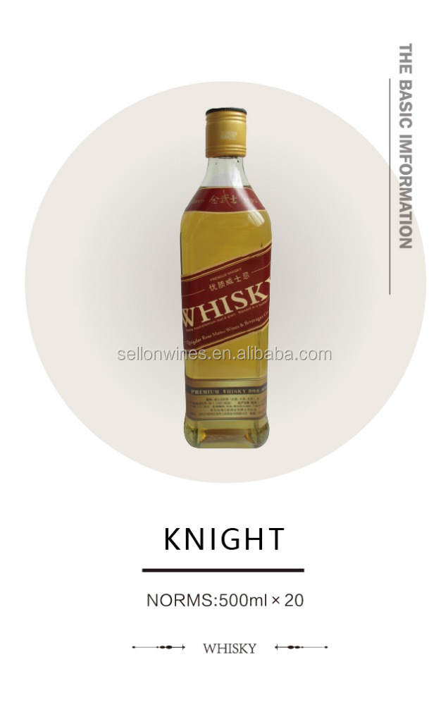 Blended grain/corn whisky with factory price, blended corn whisky high quality