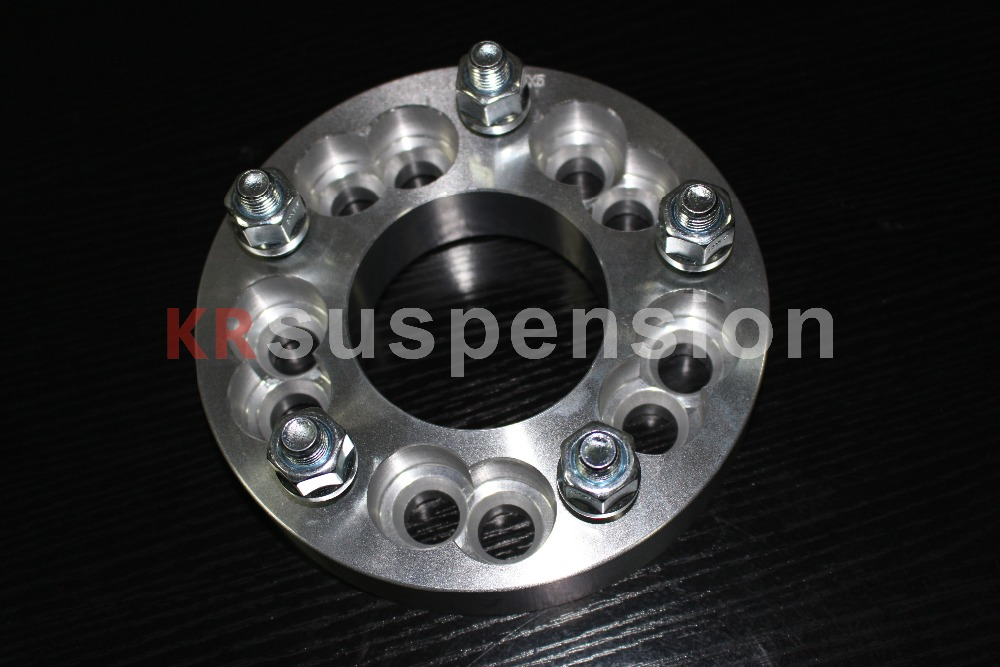 Selling Well High polish car aluminum billet wheel spacer 1.25'' Inches