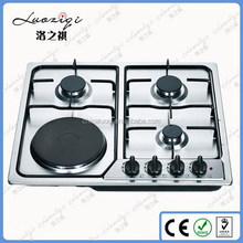 Special most popular stainless steel coal gas stove