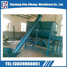 Double Screw Ribbon Mixer for Dry Motar Powder