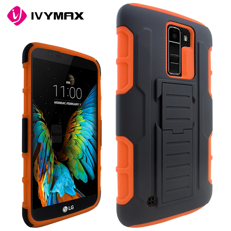 brg newest fashional protective case for LG K10 universal silicone phone case