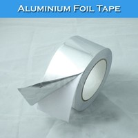 Heat-Resistant Self Adhesive Aluminum Foil Double Sided Tape