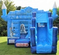 HOLA inflatable combo/used commercial bounce houses for sale