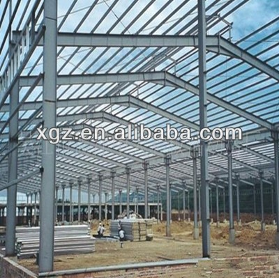 Long-span Steel Structure Building