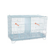 wholesale Powder coated small canary breeding cages