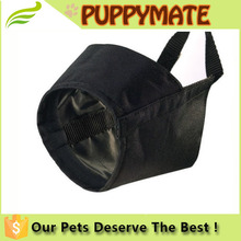 Wholesale black pet dog muzzles custom dog muzzles