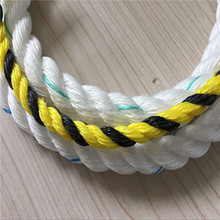 waterproof 16mm colored polyester rope
