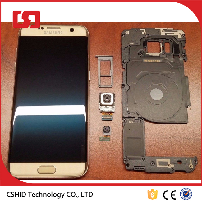 Gold LCD screen For Samsung Galaxy S7 Edge G935A G935T LCD Display Screen and Digitizer Assembly
