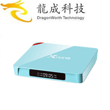 X96 Pro Xnano S905X 2G 16G octa core tv box mobile phone android for medical use Android 6.0 TV Box