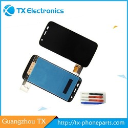 Wholesale original lcd display assembly touch screen digitizer replacement parts for moto x 1 x2 xt1096 xt1097