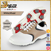 Nice golf brand sneaker genuine leather shoe