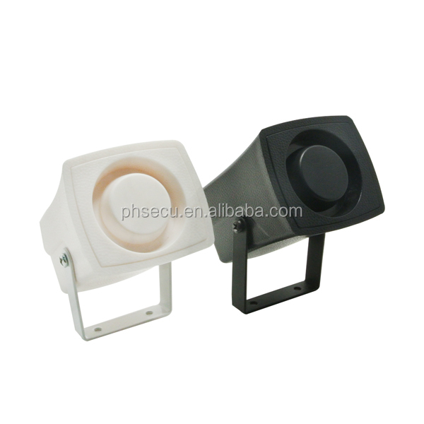 12V 112DB high quality moistureproof Mini Electronic Piezo Siren
