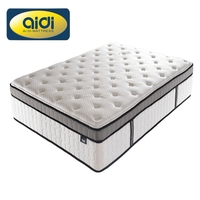 New Design Good Quality Eco-Friendly Waterproof Knitting Fabric Spring Memory Foam Mattress With Same-day Service