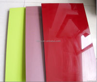 MDF HIGH GLOSS UV LACQUERED BOARD