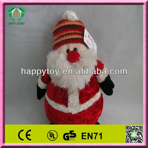 HI CE Hot Sale santa claus new toys for christmas 2013