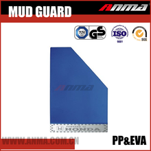 trailer truck mud flap guard for cars