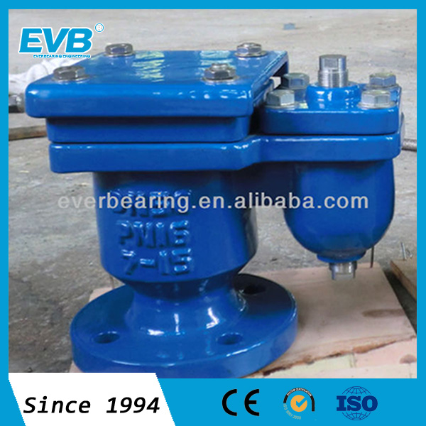 Air release hydraulic valve