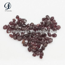 Loose Stone Excellent Rough Garnet Raw Materials for Jewelry