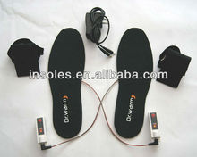 3400mah li-polymer battery heated insole for foot warmer HI-B3M-0001