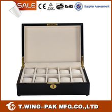 Multiple Luxury Watch Travel Storage Boxes For Watches