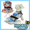 Beautiful Flower Print Ceremonial Dress Dog Clothes