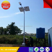 Waterproof design CE RoHS certified 40w solar lights for swimming pool