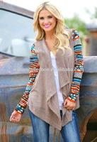 Walson New Knited Sweater Cardigan Sey Women Jacket T shirt Blouse