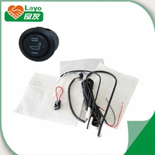 12v electric Car seat heating and massage kit pad