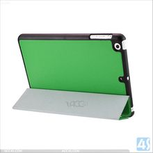 wholesale dealer Book Style Folding Leather Case for iPad Mini Retina P-IPDMINIiiCASE006
