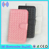 Wholesale Alibaba Woven Pattern For Samsung Galaxy I8562 Cell Phone Case
