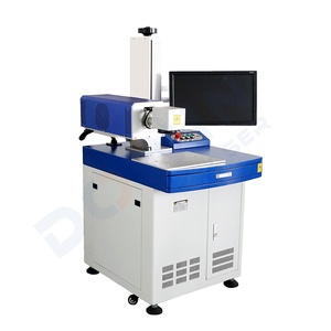 CO2 laser tube pvc pp pet ps nonmetal marker laser marking machine