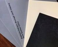 Extruded Plastic Black PP Sheet polypropylene sheet