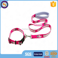 Innovative pet product for collar and leash,high quality collar,pet dog collar and leash diy for sell