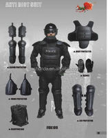 2017 Best Quality Anti riot suit/Non-ballistic body armor