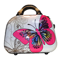 butterfly printed women cosmetic bag