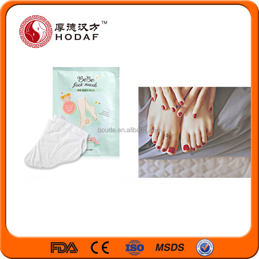 Softening&Smooth baby foot callus removal mask
