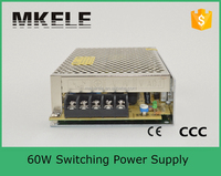 S-60-5 5v switching power circuit 12a ac/dc enclosed switching power supply 5v power supply circuit