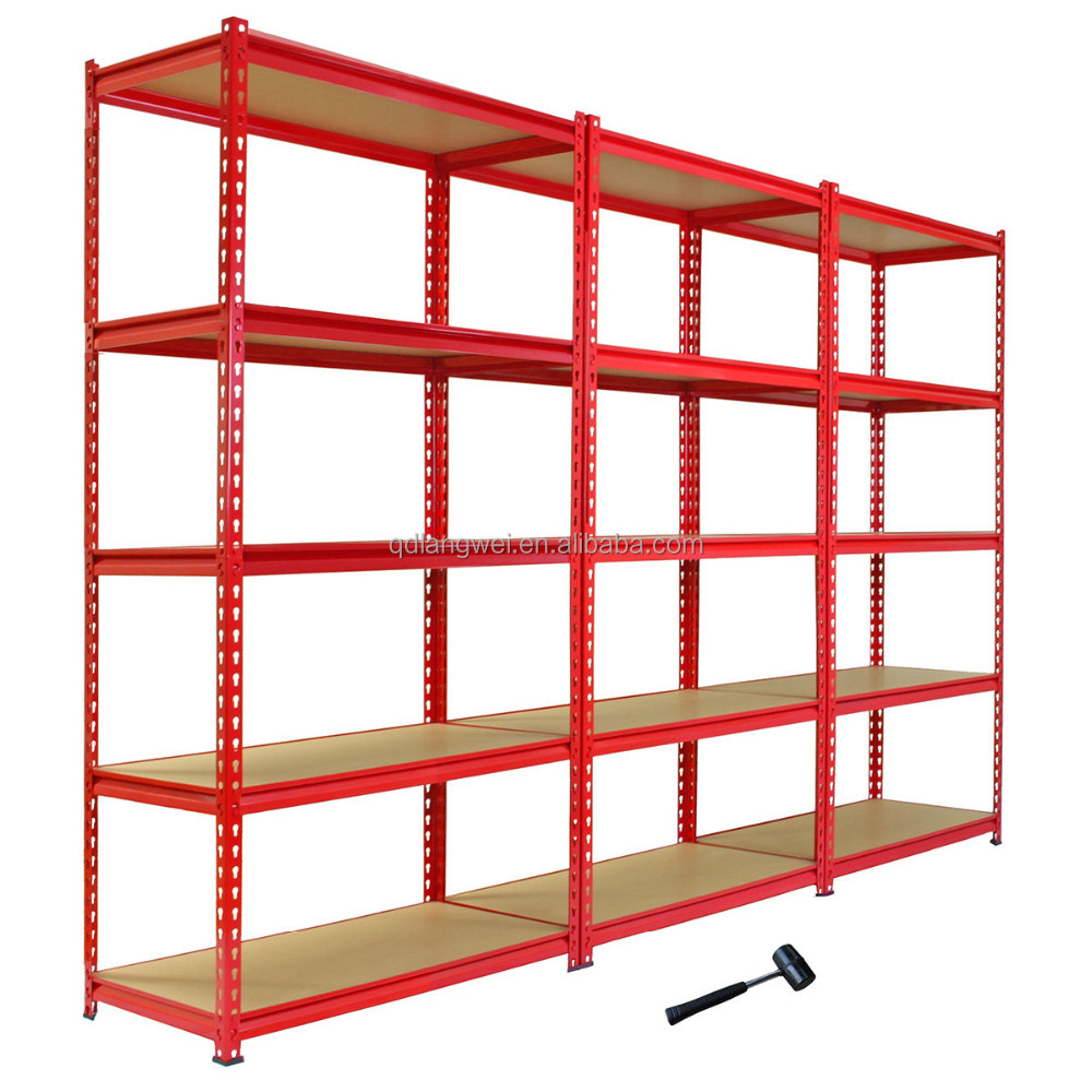 Storage Mobile Shelving/Mobile Shelving System/Rivet Warehouse Rack & Storage Shelf