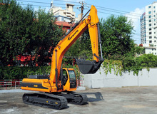China 23t medium Crawler Hydraulic Excavator JY623E supplier JONYANG
