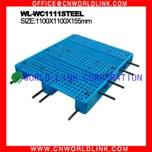 1212 Plastic With Steel Dimensions of Euro Pallet