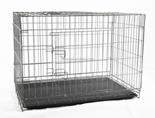 Metal Dog Cage 90X56X68cm