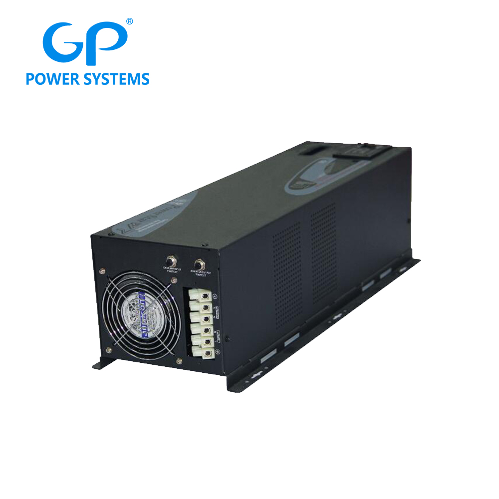 Pure sine wave Power inverter with charger 1000w 12v 24v 220v 2000w