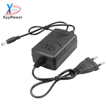 OEM factory desktop 24w ac dc power adapters with 100-24v ac input