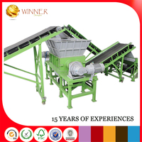 Stainless Steel Old Tyre Recycling Machine Hangzhou