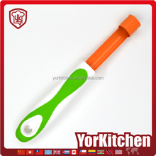 Novel design TPR handle Super quality paint spraying stainless steel apple corer