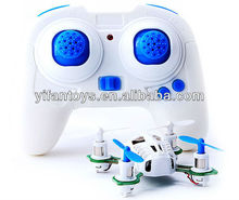 World's Smallest Quadcopter M9911 4CH 6 Axis Nano RC Quadcopter 2.4G skywalker