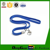 OEM eco friendly polyester e-cigarette lanyard