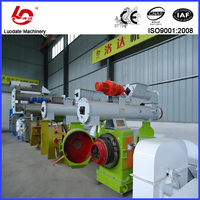 Quick return horse feed pellet mill machine for export