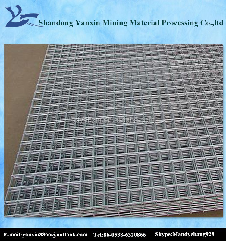 high strength mine roof use welded wire mesh sheet 50*50