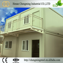 Earthquake Resistant Firm Economical Prefabricated Houses Australian Standard Modular Homes/20Ft Container House Ce